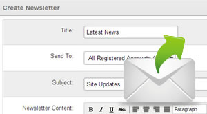 wurlie newsletter plugin